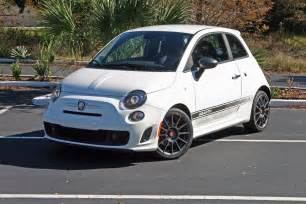 2014 Fiat Abarth 2014 Fiat 500 Abarth Driven Picture 599526 Car