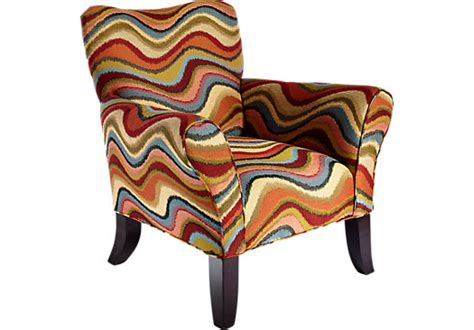 retro festival accent chair accent chairs - Retro Accent Chairs