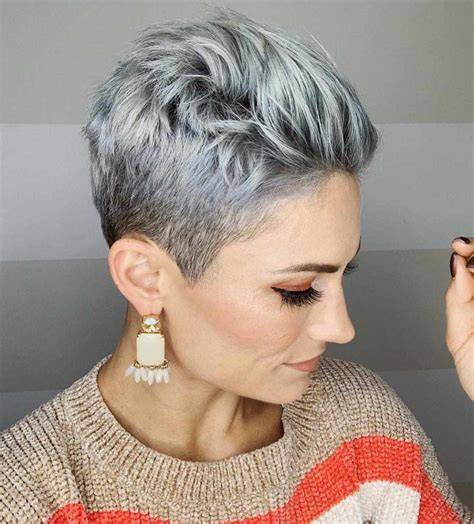 pixie short haircuts  women   hairstyle
