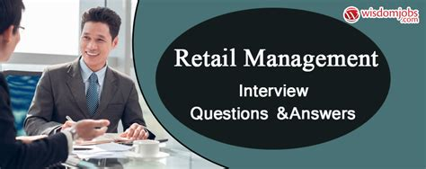 top 14 retail interview tips