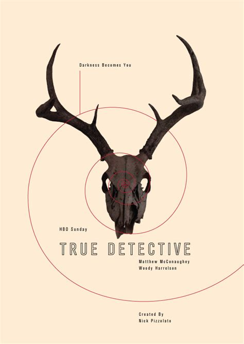 true detective tattoo yeah posters true detective by douglas eves