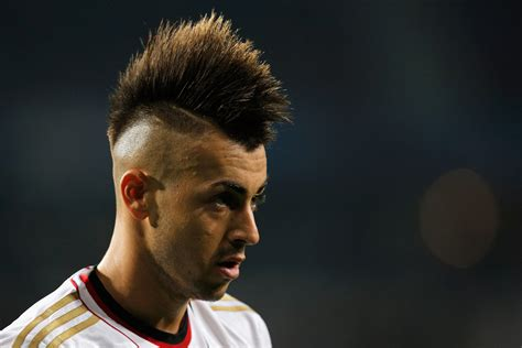 picture of el shawary football stephan el shaarawy going nowhere milan coach
