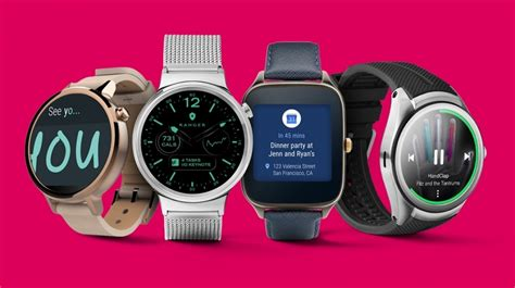 Android Wear 3 0 by Android Wear 2 0 Arrive Sur Les Montres Fossil Et Asus