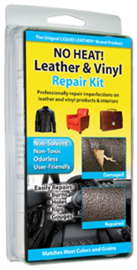 Vinyl Upholstery Repair by No Heat Leather And Vinyl Repair Leather And Vinyl Repair Invisible Repair Products Inc