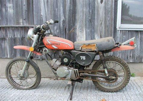 Suzuki Ts 75 Suzuki Ts 75 Pictures To Pin On Pinsdaddy