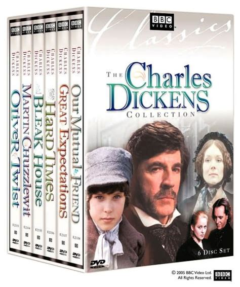 charles dickens biography dvd charles dickens collection by gareth davies julian amyes
