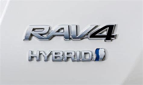 toyota hybrid logo what do owners think about the toyota rav4 hybrid toyota