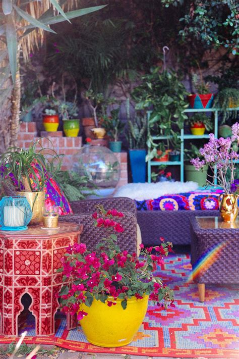 justina blakeney jungalow patio overhaul big reveal the jungalowthe jungalow