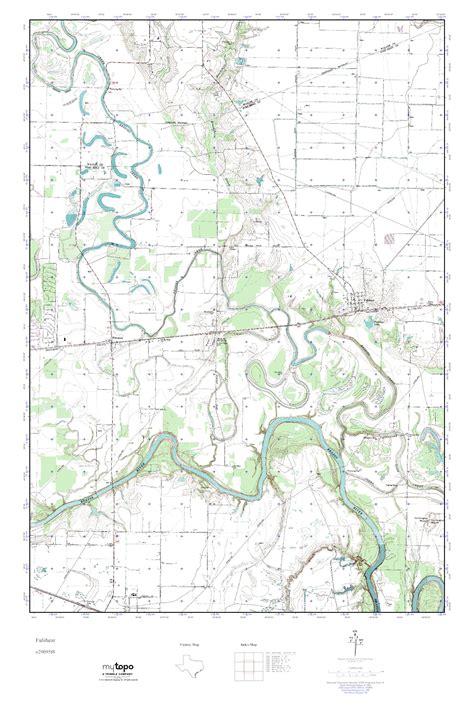 usgs topo maps texas mytopo fulshear texas usgs topo map
