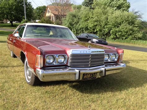 1974 chrysler new yorker brougham 1974 chrysler new yorker information and photos momentcar