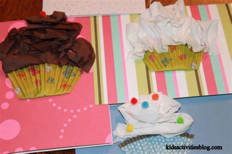Birthday Cards Made By Toddlers Easy To Make Homemade Birthday Card