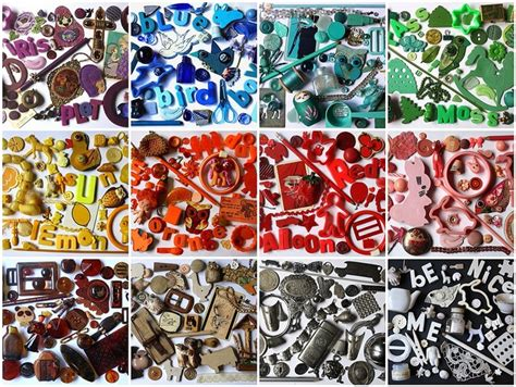 color collage color collages teaching ideas projects