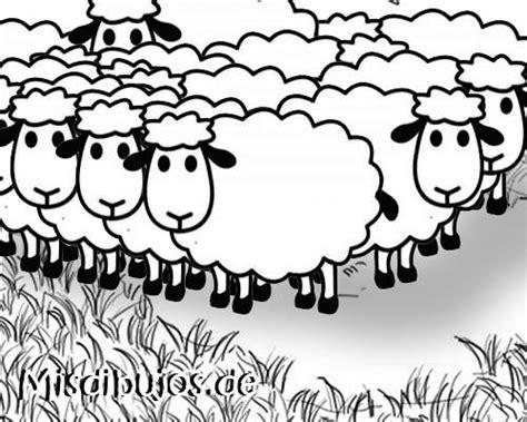 imagenes de ovejas faciles para dibujar dibujos de ovejas dibujos