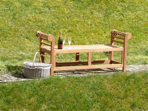 lutyens benches lutyens backless teak bench 150cm backless marlborough