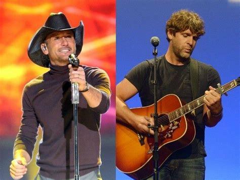 countrys tim mcgraw headlines anti gun concert heres his country singers tim mcgraw billy currington headlining