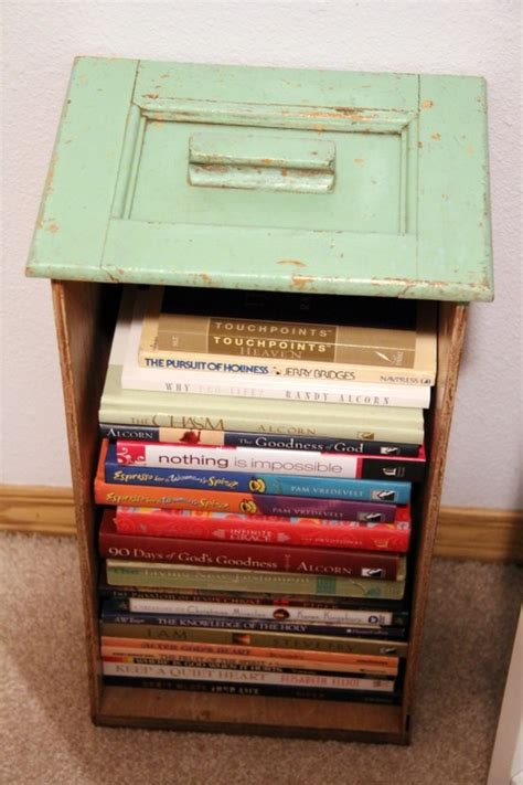 Diy Dresser Drawers by Decorating With Books Sparrow Stoll