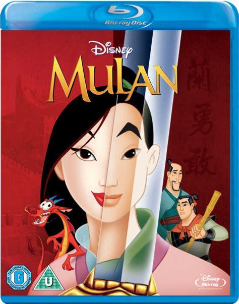 film china mulan mulan blu ray zavvi