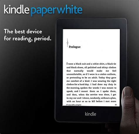 amazon kindle paperwhite amazon rolls out firmware 5 6 1 for kindle voyage and