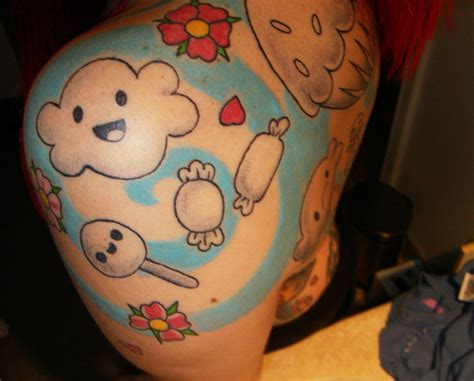 kawaii tattoos