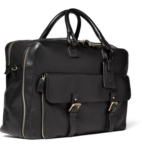 travel bag dunhill s bladon leather holdall travel bag s bags