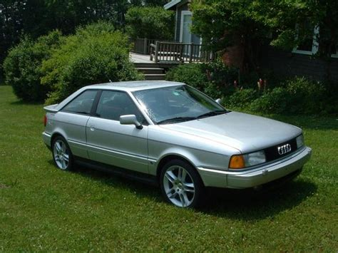 audi coupe 1990 1990 audi coupe photos informations articles