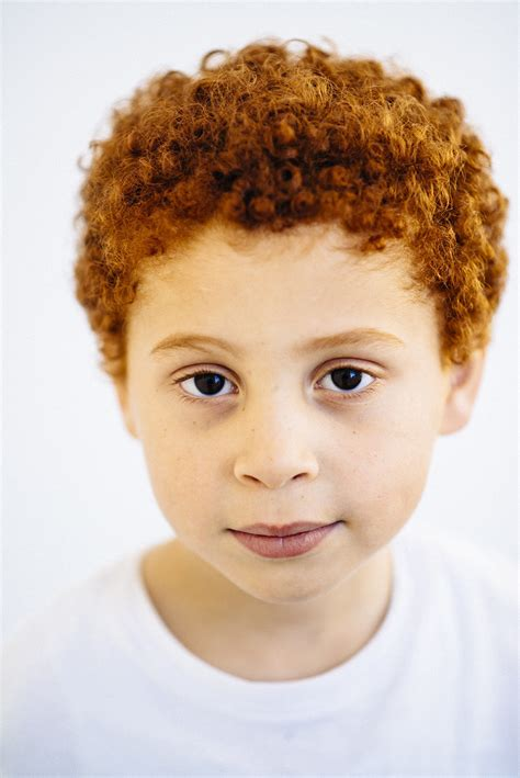 ginger hair color on latinos photographer explores the beautiful diversity of redheads