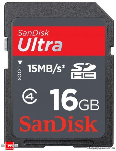 Sandisk 16gb Class 4 sandisk ultra sdhc 16gb class 4 skroutz gr