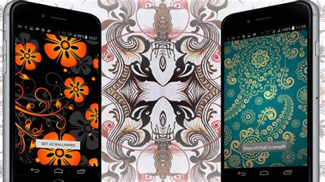 Wallpaper Stiker Motif Batik 1 batik pattern wallpaper android apps on play
