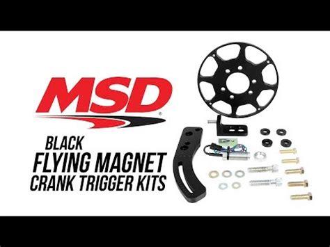 msd  ford small block crank trigger kit