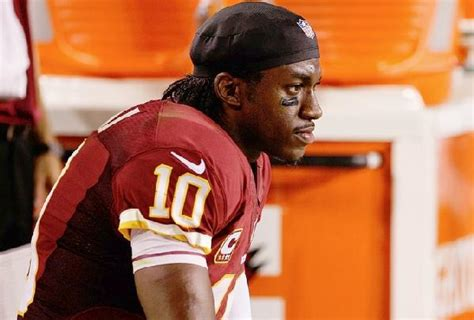 why did rg3 get benched why i will still support robert griffin iii spark sports