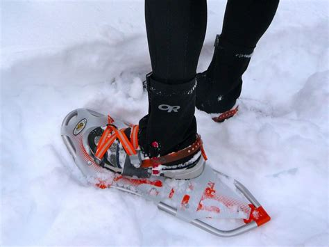 running shoes for snow atlas run snowshoes review feedthehabit