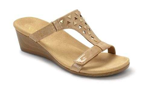 Sendal Wedges Pnc 1 maggie adjustable wedge orthaheel tech sandals flip flops stuff wedges