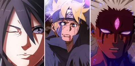 boruto jigen 5 boruto ninjas who can surpass naruto and sasuke otakukart