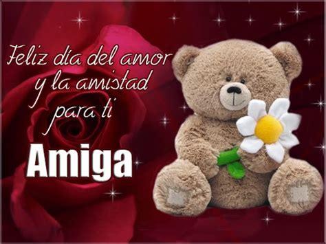 imagenes feliz dia de san valentin amiga 4 tarjetas con lindos peluches de amor y amistad