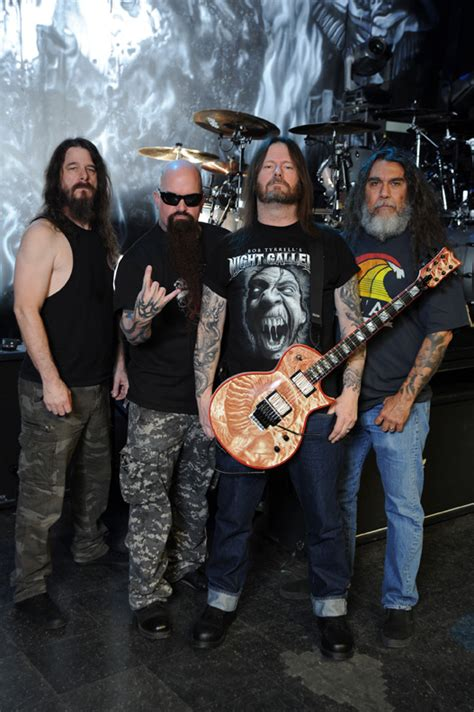 Slayer With Anthrax Live At The Wilma 101316 slayer anthrax us tour