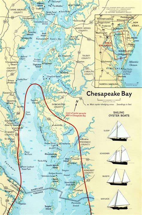 chesapeake bay map of chesapeake bay annapolis