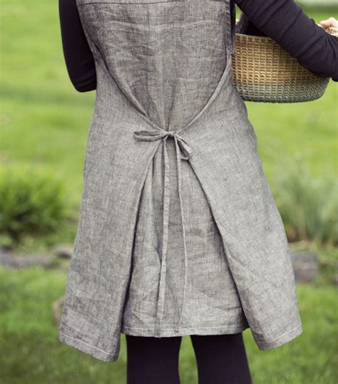 pattern linen free 25 best ideas about pinafore apron on pinterest aprons