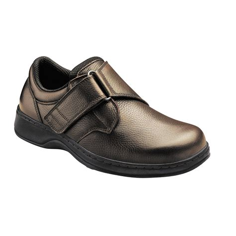 Jual Truf Casual Brown Bw 1 orthofeet broadway 520 casual and dress comfort shoe therapeutic diabetic shoe