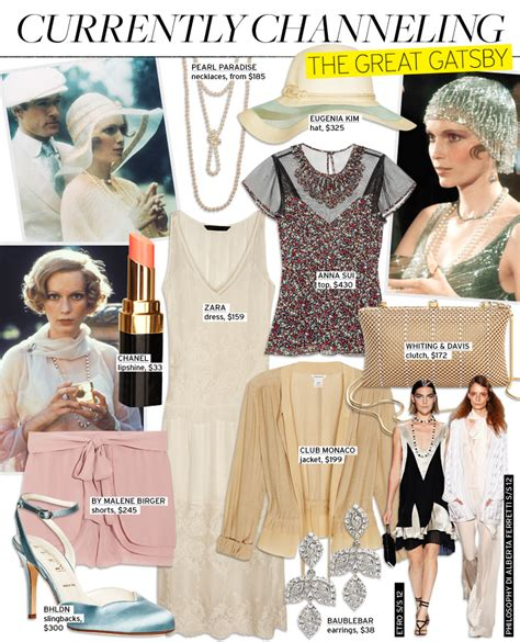 styles for 1920 the gatsby era the great gatsby whowhatwear com