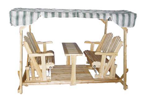 table balancoire meubles de jardin tables chaises et balan 231 oires