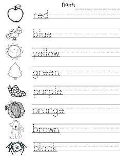 kindergarten dash trace handwriting worksheet printable kindergarten dash trace handwriting worksheet printable