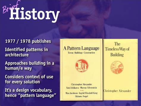 a pattern language christopher alexander ebook free download patterns components and code oh my
