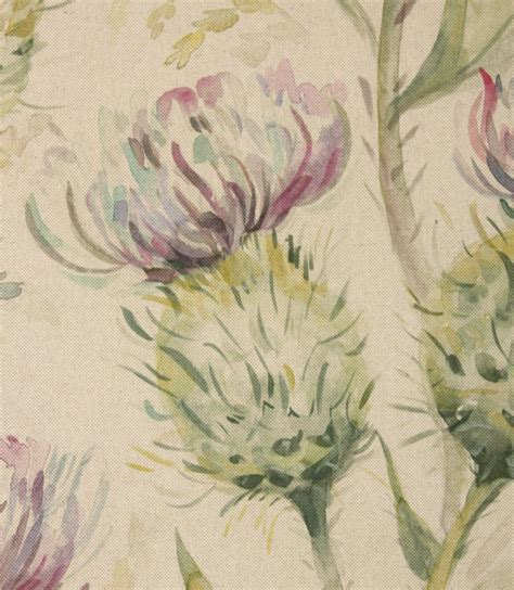 Upholstery Fabric Remnants Voyage Decoration Thistle Glen Fabric Spring Just Fabrics