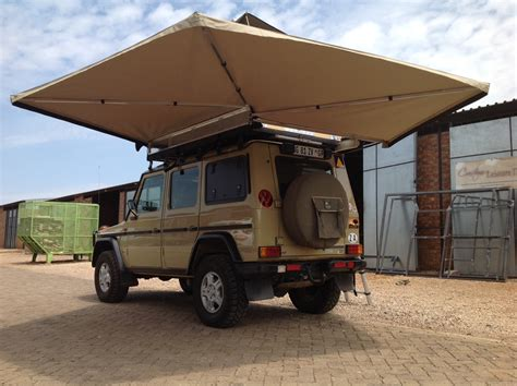 vehicle awnings south africa maxi shade 270 awnings custom leisure tech