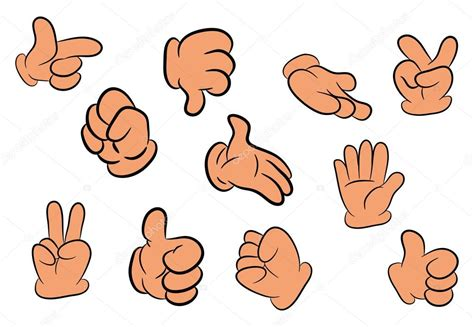 clipart mano mano caricatura www pixshark images galleries with
