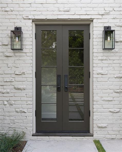 front door patio best 25 exterior doors ideas on
