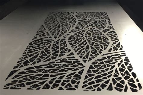 how to cut decorative aluminum sheet decorative panels laser cut st anns sheet metal