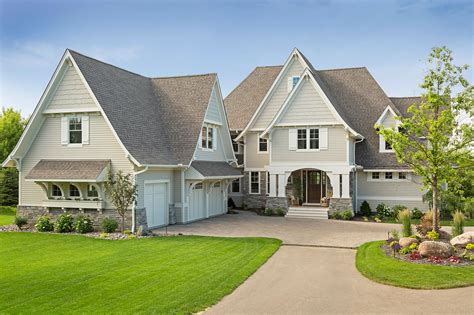 new home traditions custom home exteriors custom home builders new home communities in lakeville and minneapolis mn