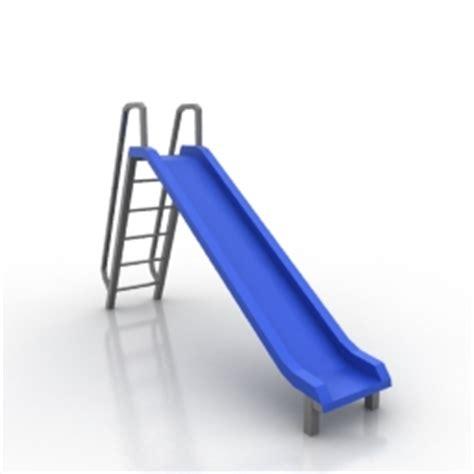 Canopies For Beds 3d park stuff slide n170408 3d model gsm 3ds for
