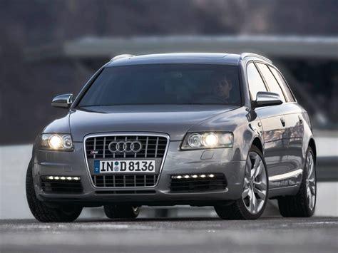 Audi S6 2008 by Audi S6 Avant 2008 2009 2010 2011 Autoevolution